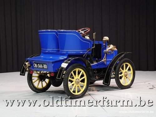 1904 Peugeot Type 57 '04 For Sale (picture 2 of 6)