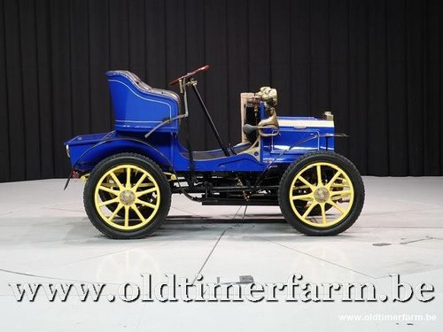 1904 Peugeot Type 57 '04 For Sale (picture 3 of 6)