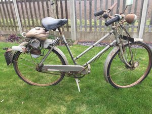 Picture of c1958 Phillips/Power Pak Autocycle For Sale by Auction