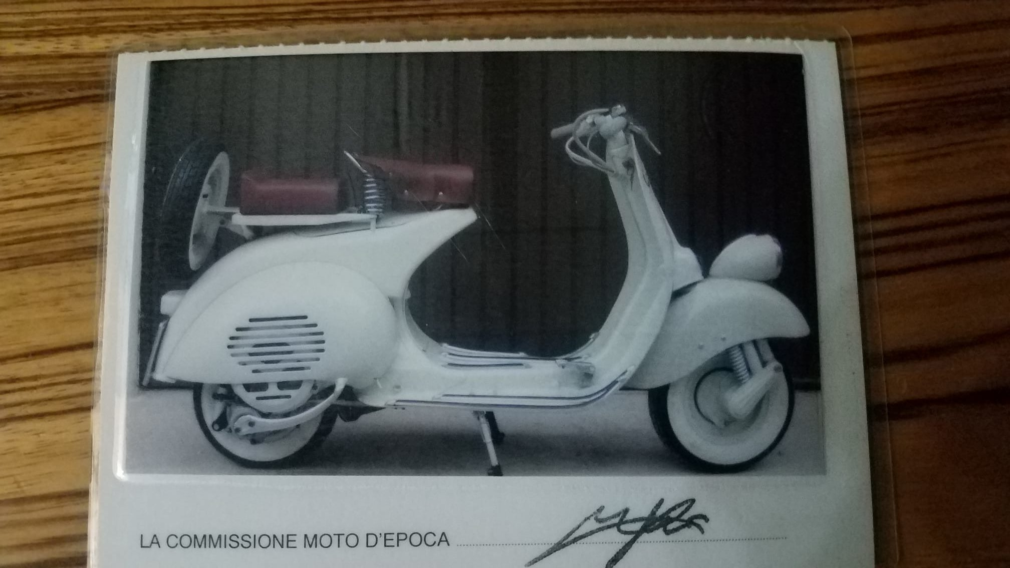 Vespa 125 year 1956 For Sale (picture 1 of 6)