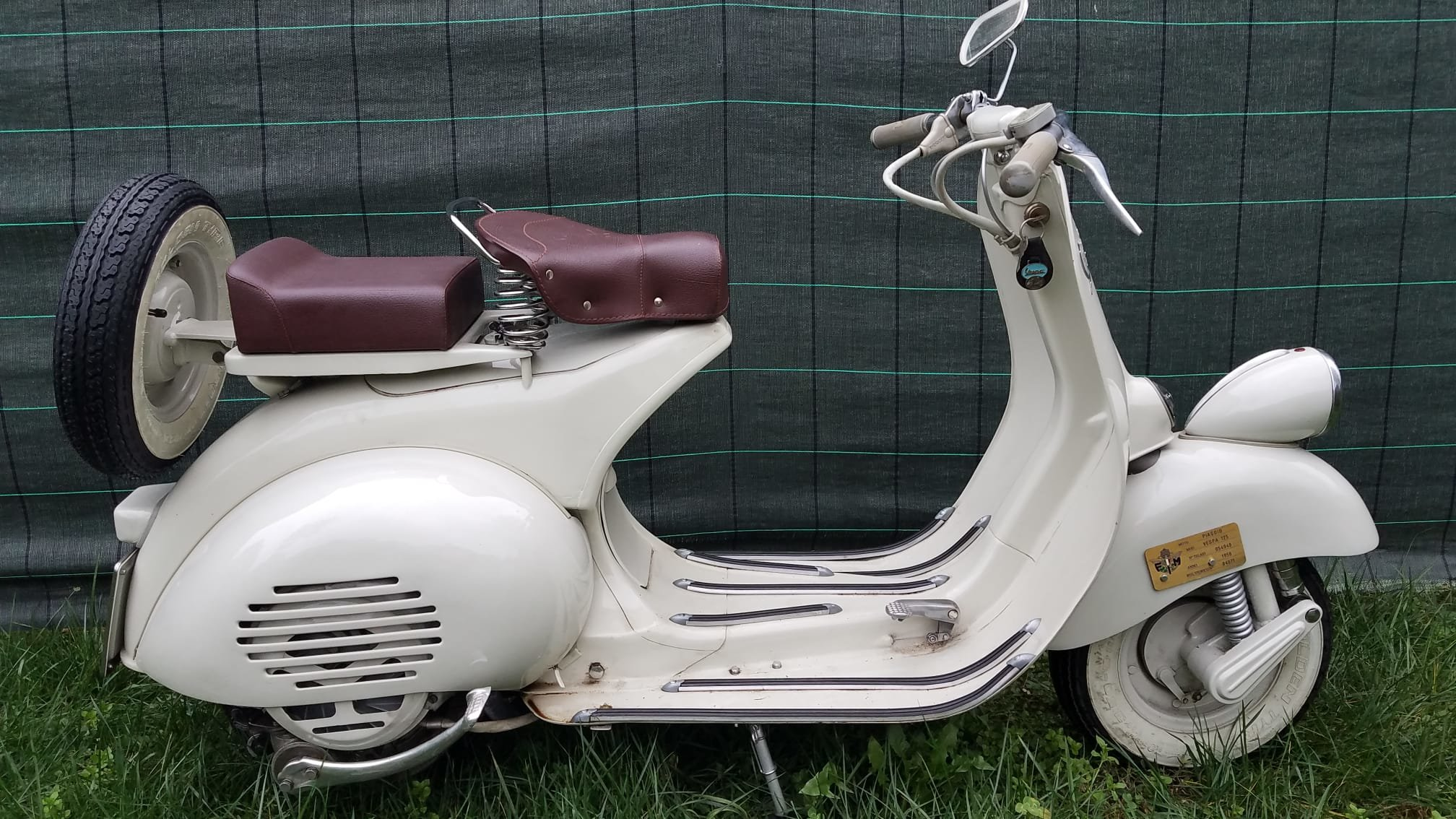 Vespa 125 year 1956 For Sale (picture 2 of 6)