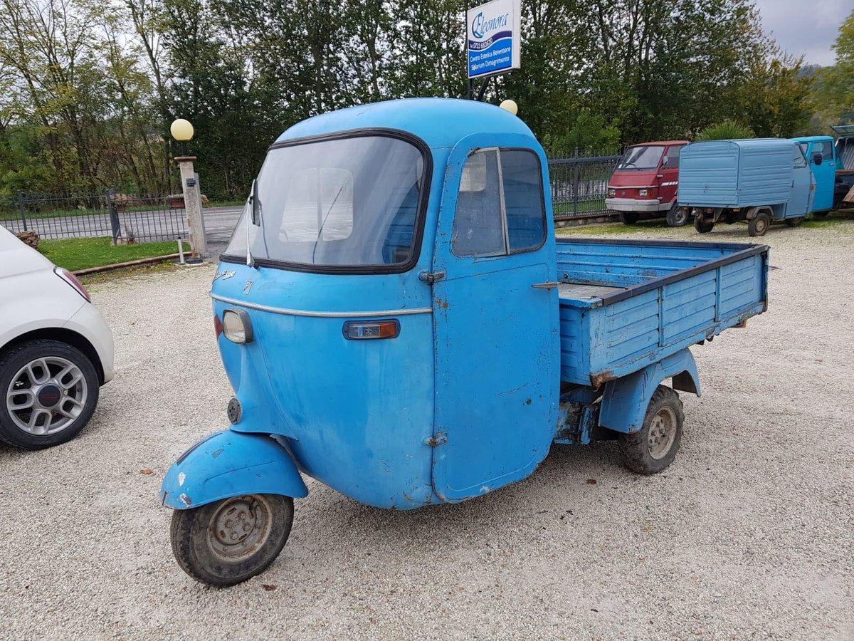 1966 Piaggio Ape AD1T | Ape 500 | 175cc For Sale (picture 1 of 6)