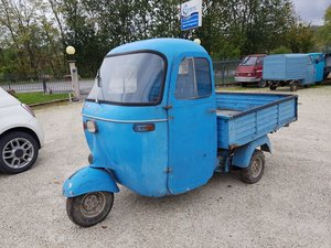 1966 Piaggio Ape AD1T | Ape 500 | 175cc