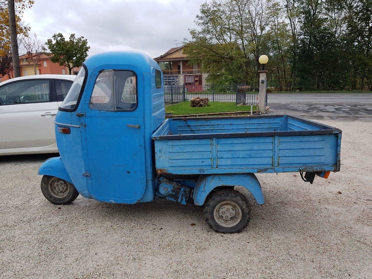 1966 Piaggio Ape AD1T | Ape 500 | 175cc For Sale (picture 2 of 6)