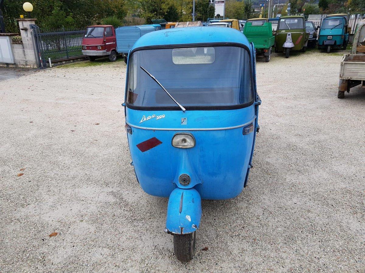 1966 Piaggio Ape AD1T | Ape 500 | 175cc For Sale (picture 3 of 6)