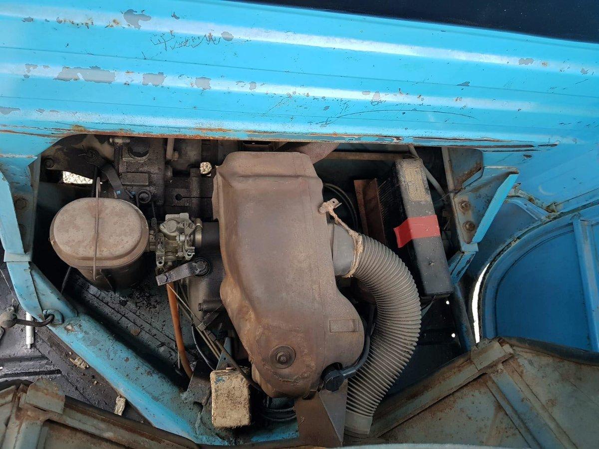 1966 Piaggio Ape AD1T | Ape 500 | 175cc For Sale (picture 5 of 6)