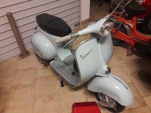 1965 Vespa vnb 6t 125 4 marce For Sale