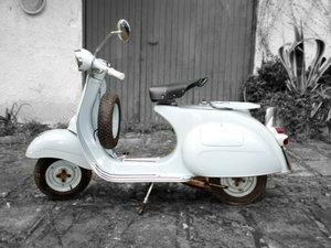 1959 PIAGGIO (VNB1T) VESPA 125 () RESTORED