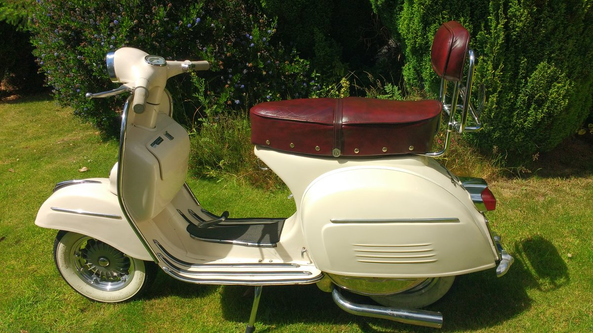 1967  Vespa SS 180 / 200 For Sale (picture 1 of 4)