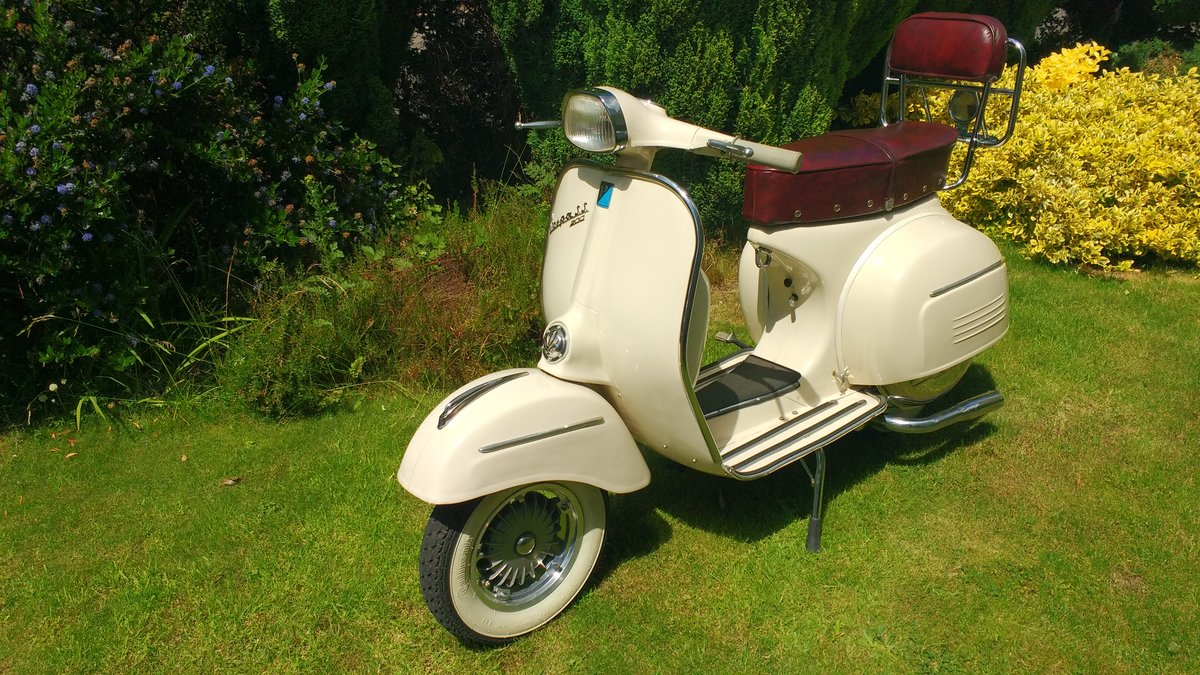 1967  Vespa SS 180 / 200 For Sale (picture 2 of 4)