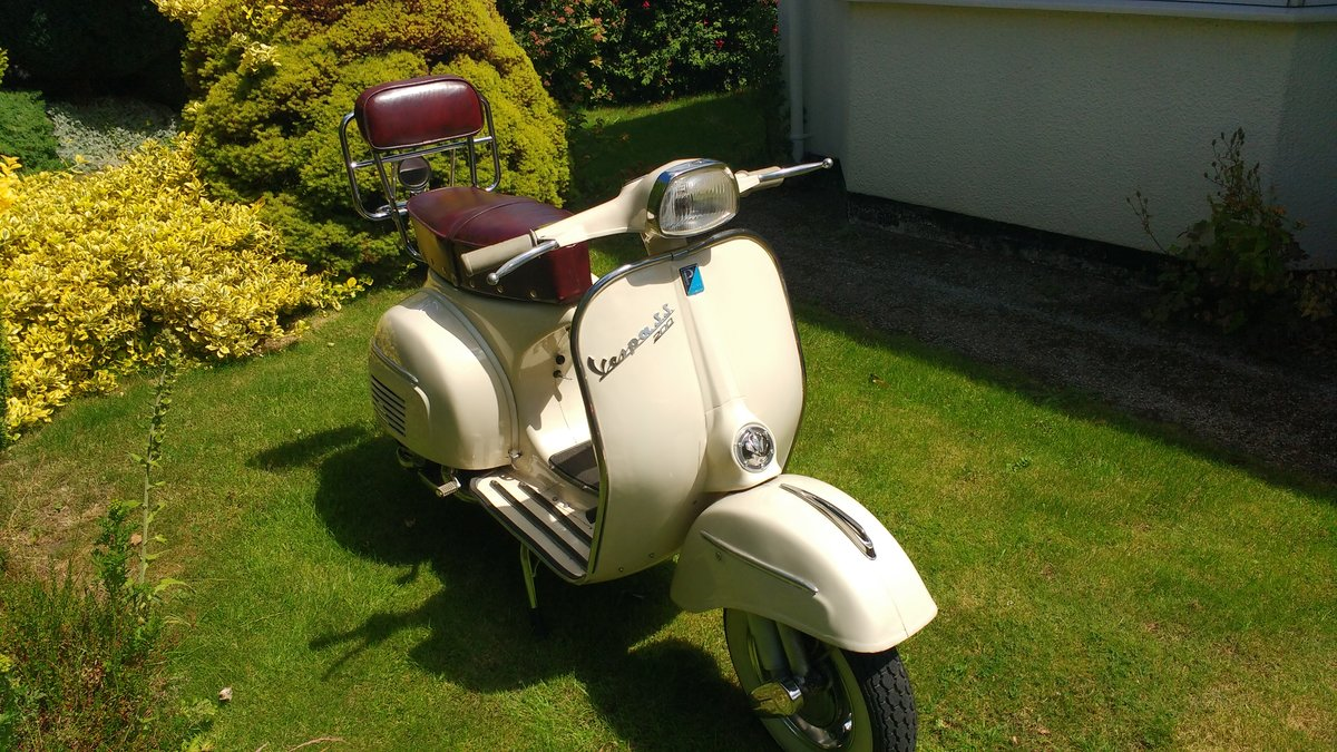1967  Vespa SS 180 / 200 For Sale (picture 3 of 4)