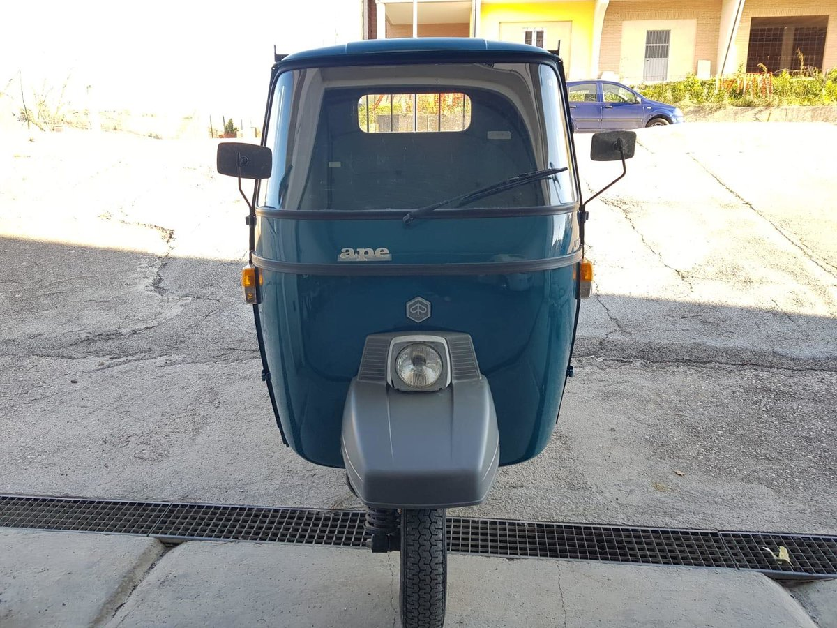 1992 Piaggio APE P501 189CC Fully Uk Registered  For Sale (picture 4 of 6)