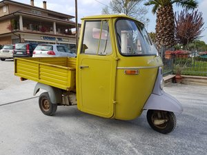 1971 Piaggio Ape 400R  For Sale