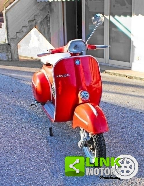 1966 VESPA 150 SPINT For Sale (picture 1 of 6)