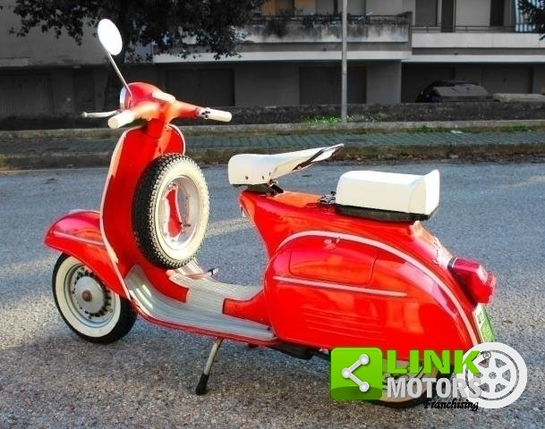 1966 VESPA 150 SPINT For Sale (picture 2 of 6)