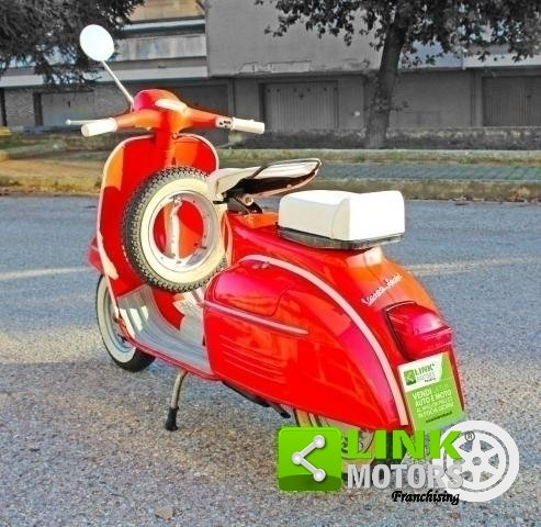1966 VESPA 150 SPINT For Sale (picture 3 of 6)