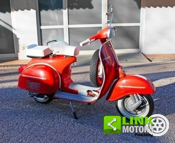 1966 VESPA 150 SPINT For Sale (picture 4 of 6)