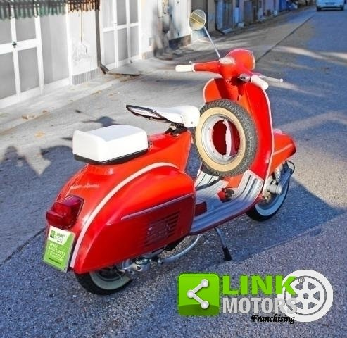 1966 VESPA 150 SPINT For Sale (picture 5 of 6)