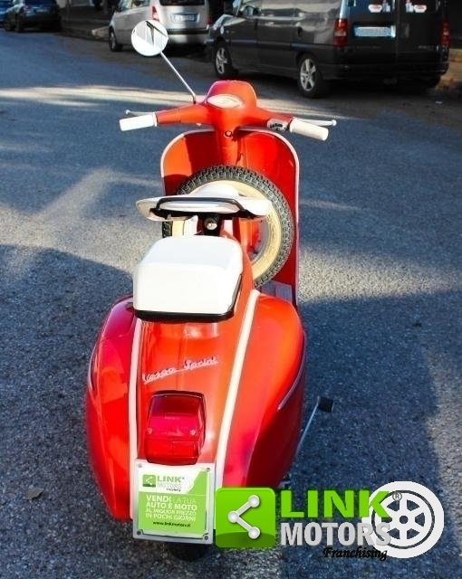 1966 VESPA 150 SPINT For Sale (picture 6 of 6)