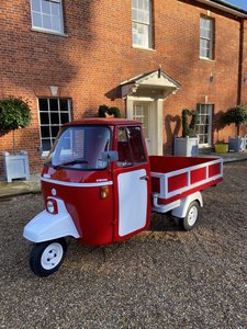 PIAGGIO Ape genuine Italian original restored