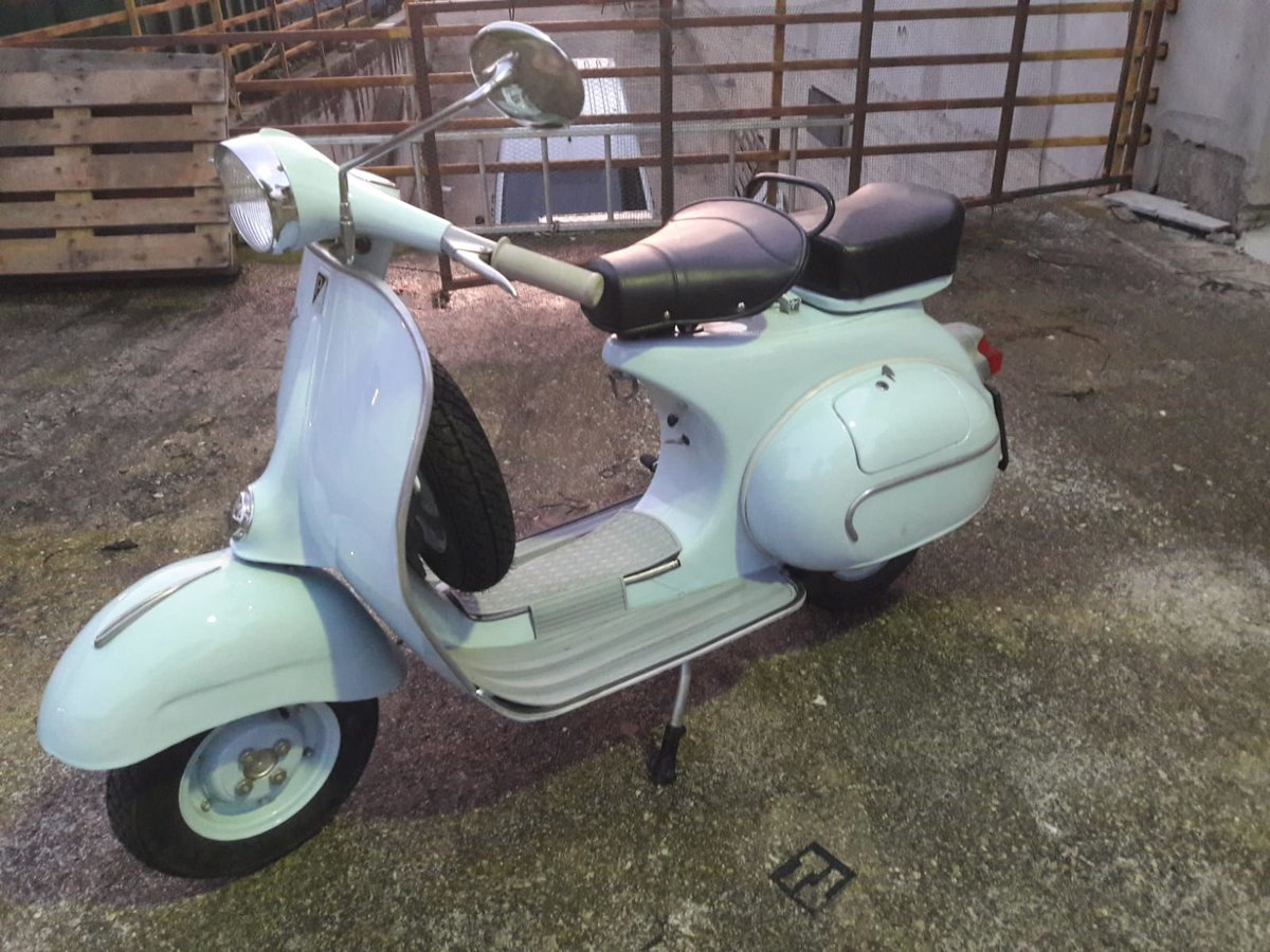 1965 Vespa vnb 6t 125 4 marce For Sale (picture 1 of 6)