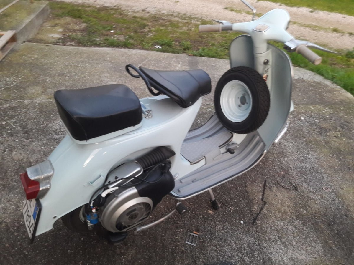 1965 Vespa vnb 6t 125 4 marce For Sale (picture 4 of 6)