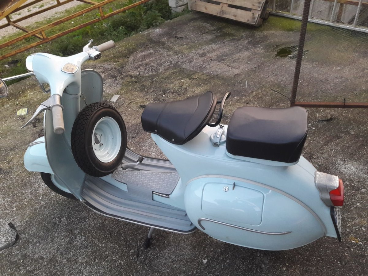 1965 Vespa vnb 6t 125 4 marce For Sale (picture 6 of 6)