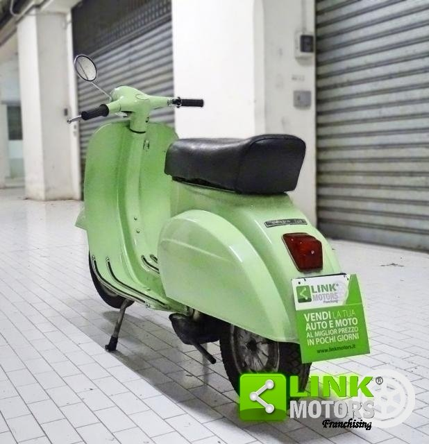 1986 VESPA 50 For Sale (picture 4 of 6)