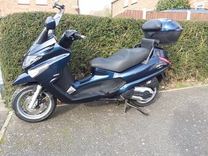 SCOOTER PIAGGIO XEVO 400 IE GREAT SCOOTER