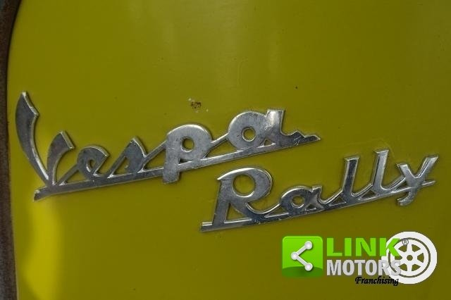 1968 VESPA 180 RALLY ** CONSERVATA ** For Sale (picture 4 of 6)