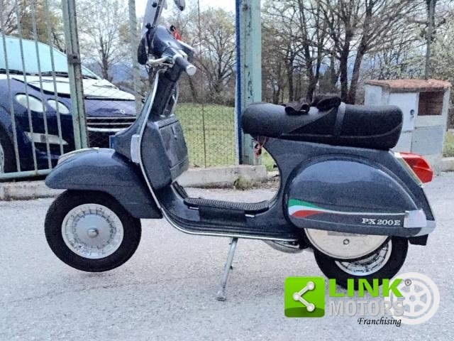 1983 Piaggio - Vespa 200 PX - restaurata - motore rifatto For Sale (picture 3 of 6)