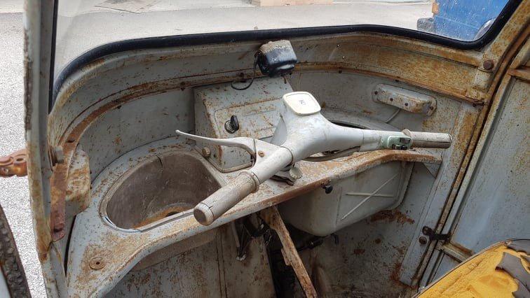 1966 Piaggio Ape E 350 | AE01T 125cc For Sale (picture 3 of 5)