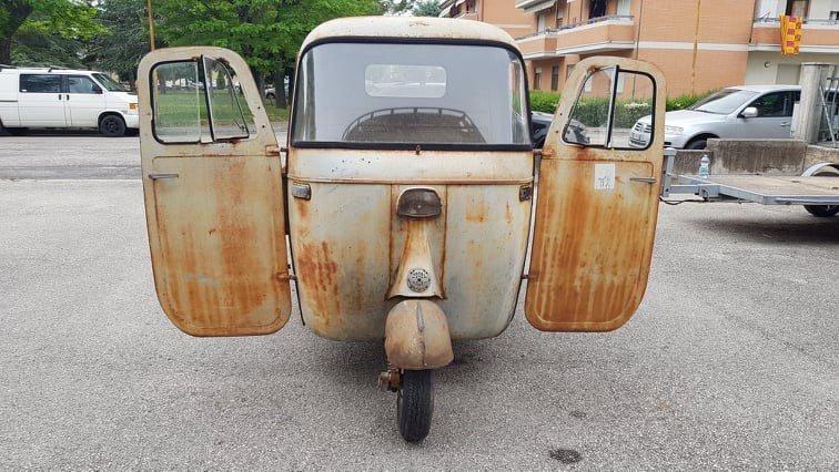 1966 Piaggio Ape E 350 | AE01T 125cc For Sale (picture 4 of 5)