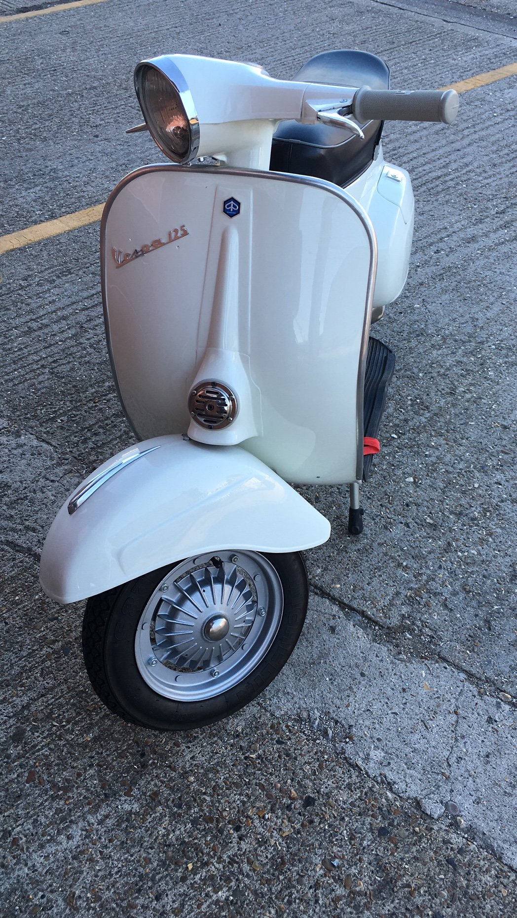 1967 Vespa 125 Sprint For Sale (picture 2 of 5)