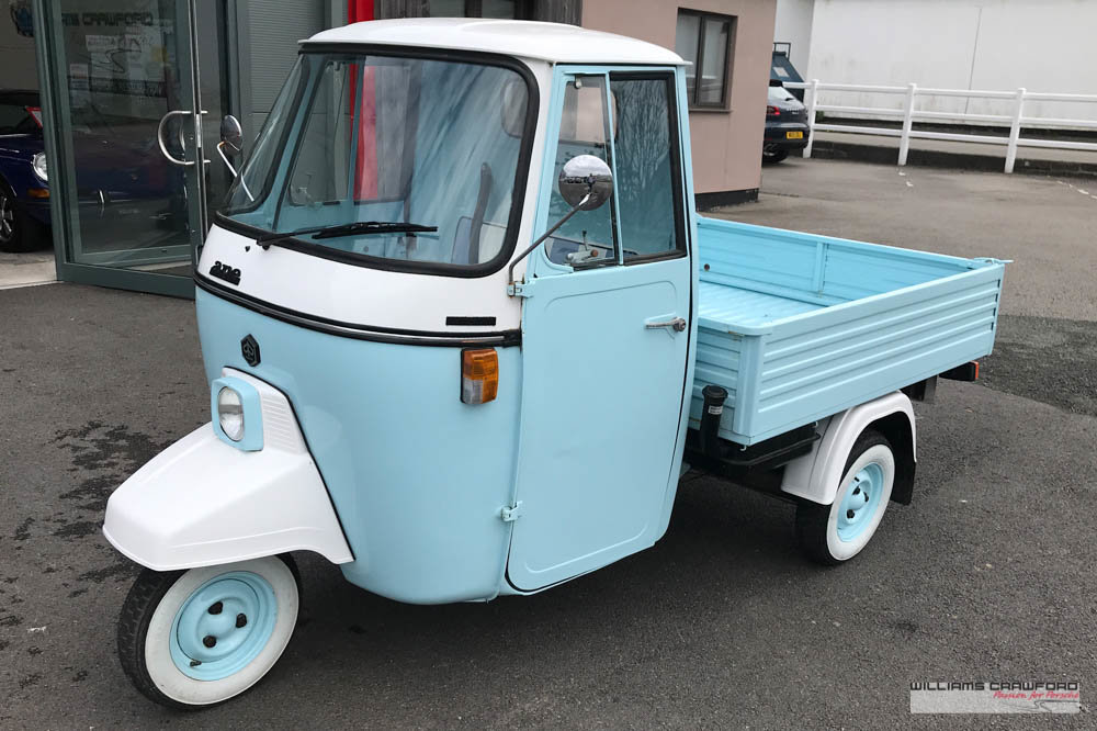 1996 RESERVED - Piaggio Ape SOLD (picture 1 of 6)