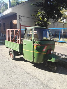 Picture of 1983 Piaggio Vespacar Ape P 501