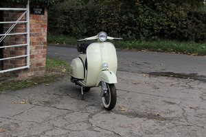 Piaggio Vespa 150 Super, Fully Restored