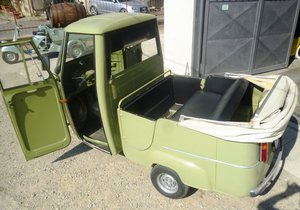 Picture of 1968 Piaggio Ape D-AD2 people transport For Sale