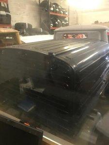 Picture of 1990 Piaggio Ape 50cc black cargo box