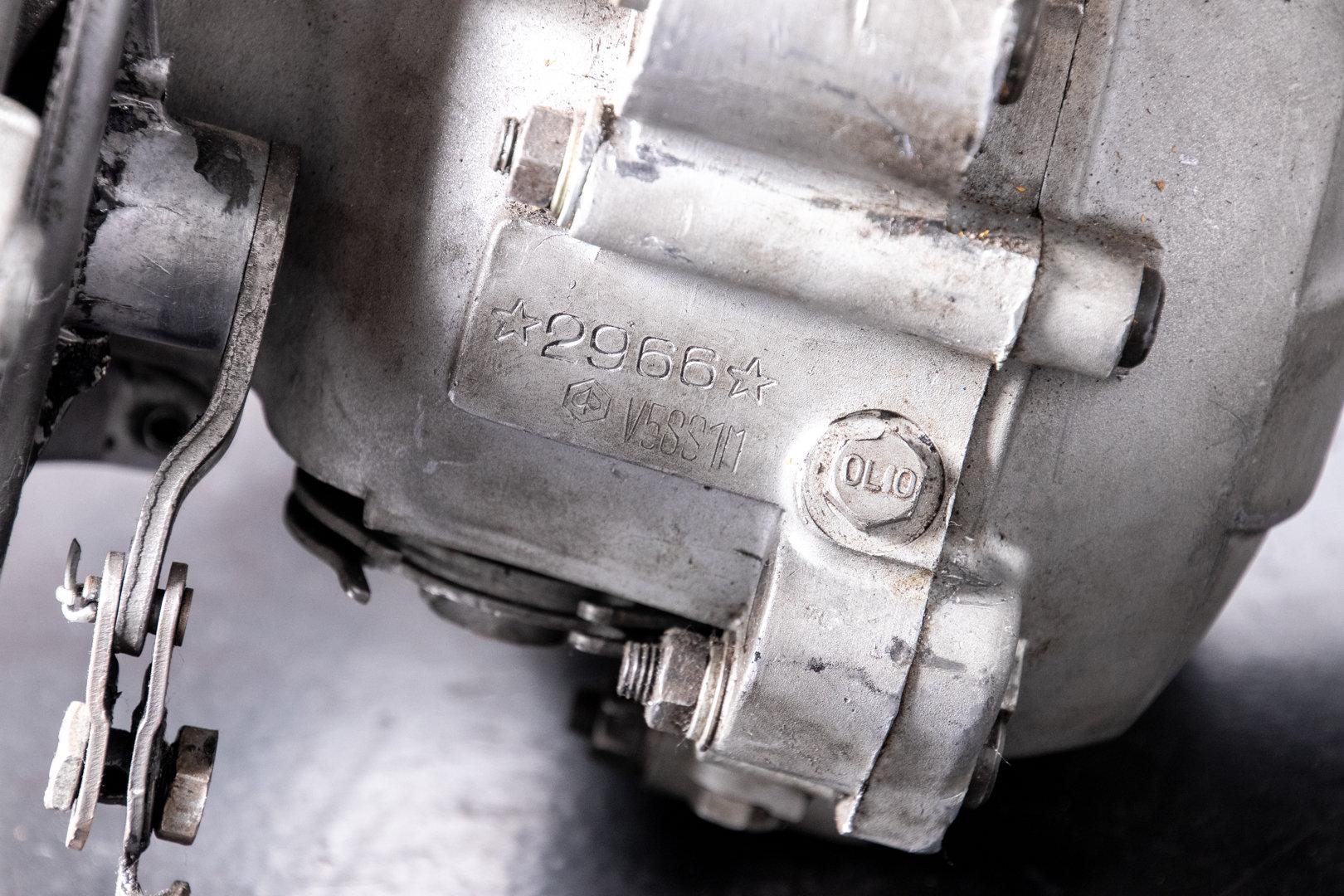 1950 Piaggio Vespa Engine For Sale (picture 5 of 7)