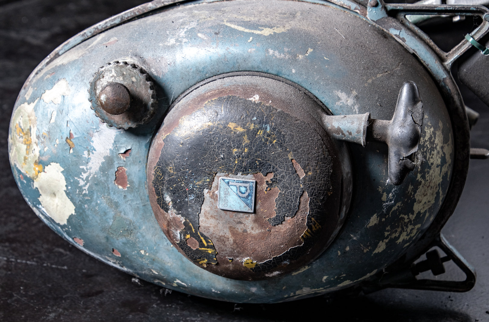 1950 Piaggio Vespa Engine For Sale (picture 4 of 9)