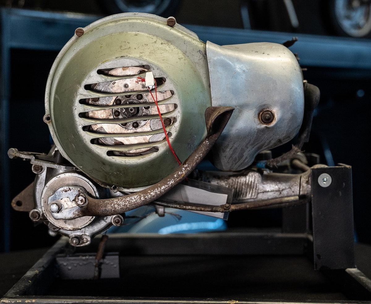 1950 Piaggio Vespa Engine For Sale (picture 3 of 6)