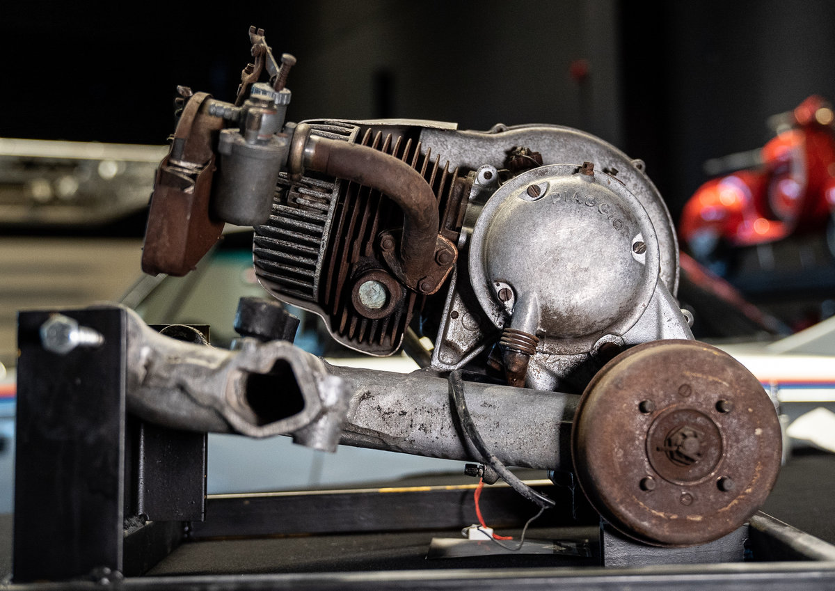 1950 Piaggio Vespa Engine For Sale (picture 1 of 6)