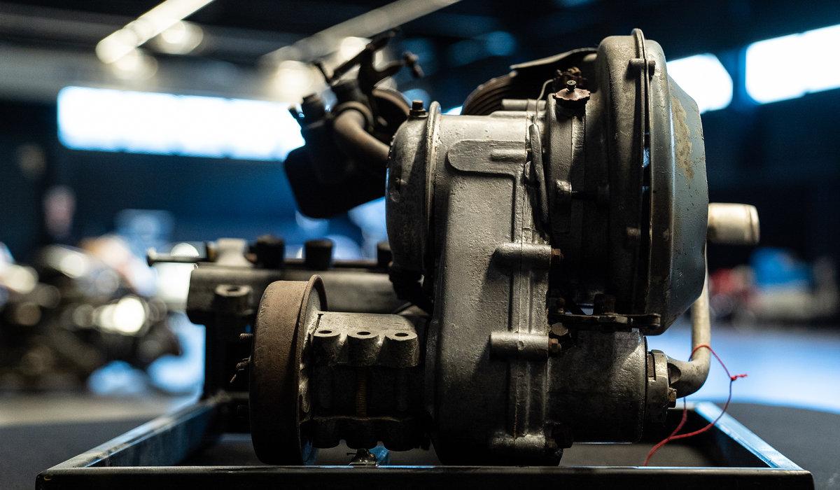 1950 Piaggio Vespa Engine For Sale (picture 6 of 6)