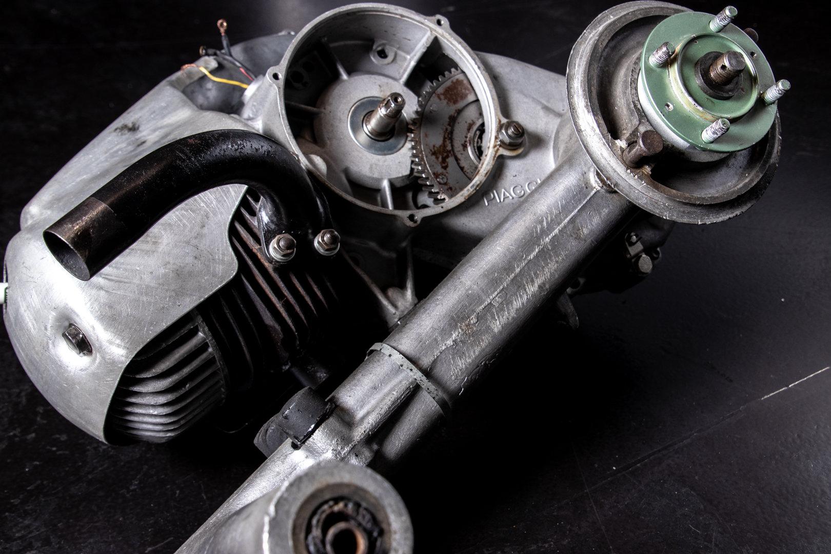 1950 Piaggio Vespa Engine For Sale (picture 2 of 8)