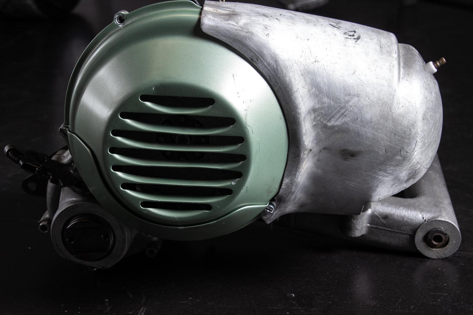 1950 Piaggio Vespa Engine For Sale (picture 3 of 8)
