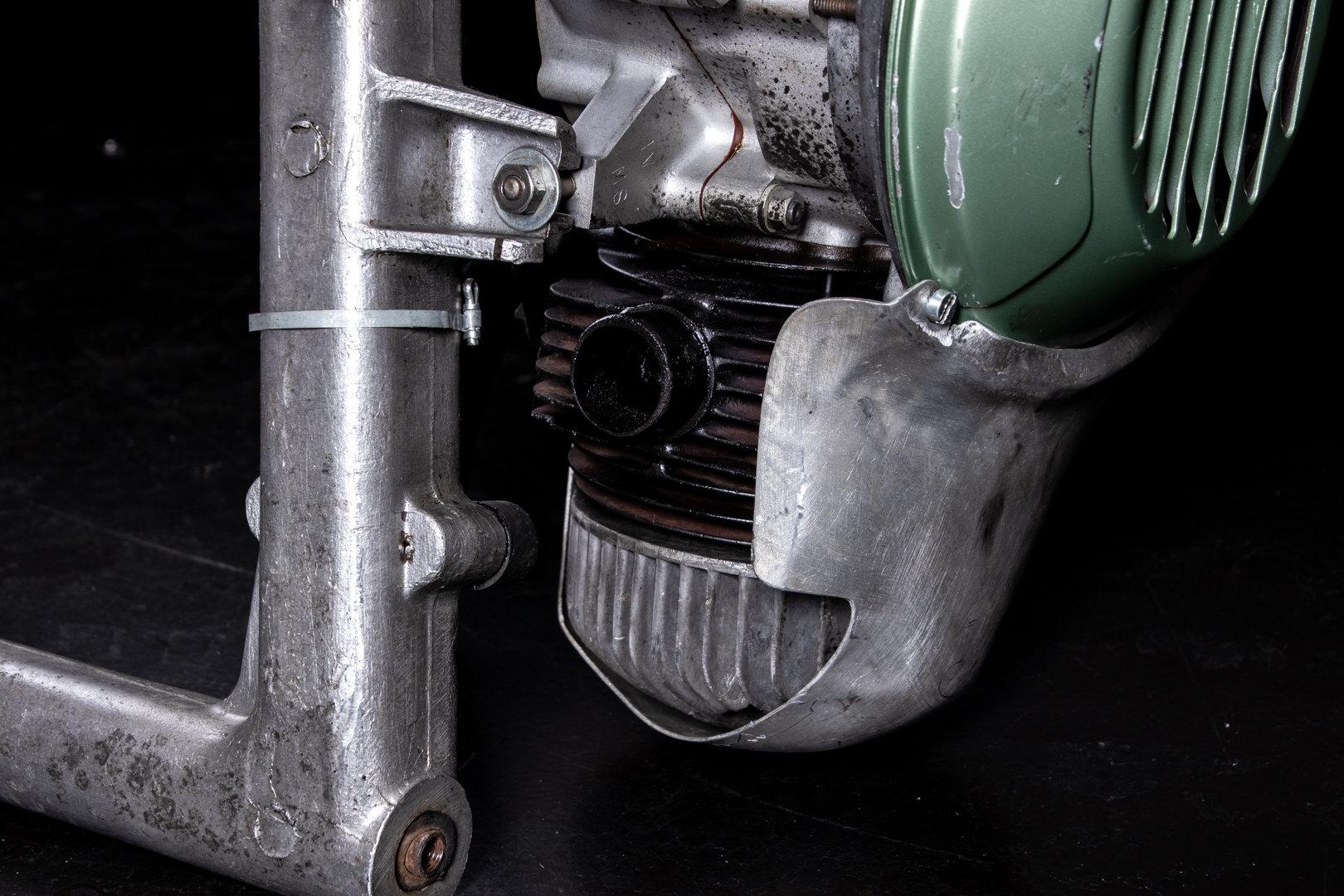 1950 Piaggio Vespa Engine For Sale (picture 8 of 8)