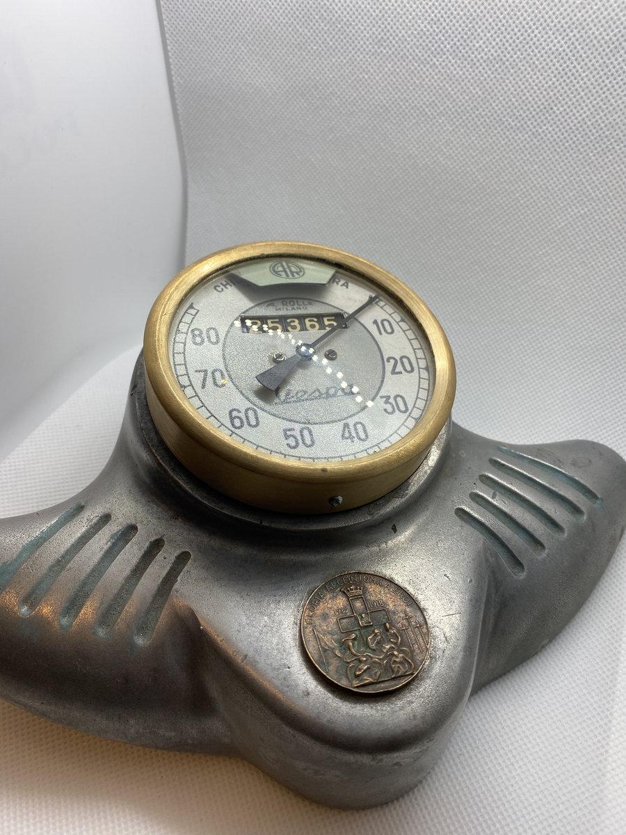 1950 Piaggio Vespa Odometer For Sale (picture 1 of 6)