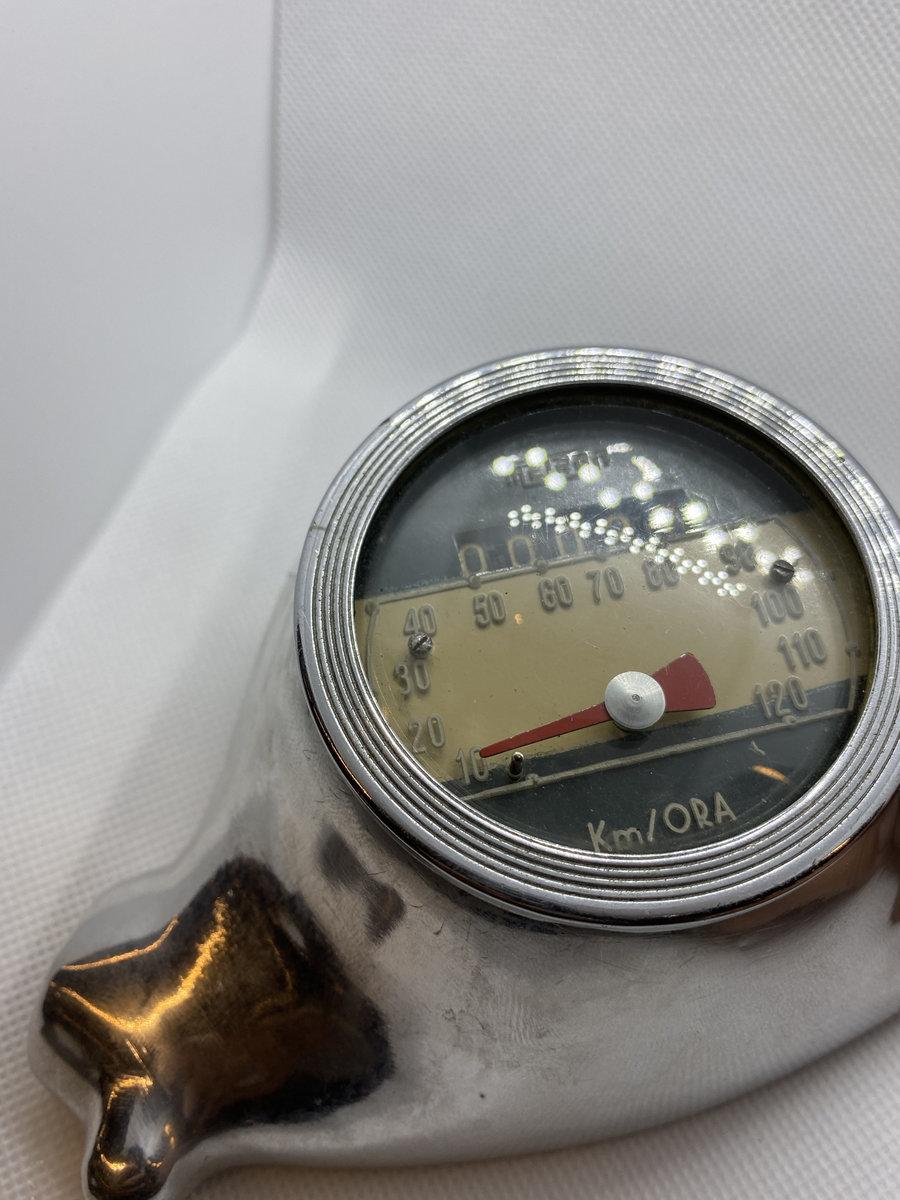 1950 Piaggio Vespa Odometer For Sale (picture 1 of 5)