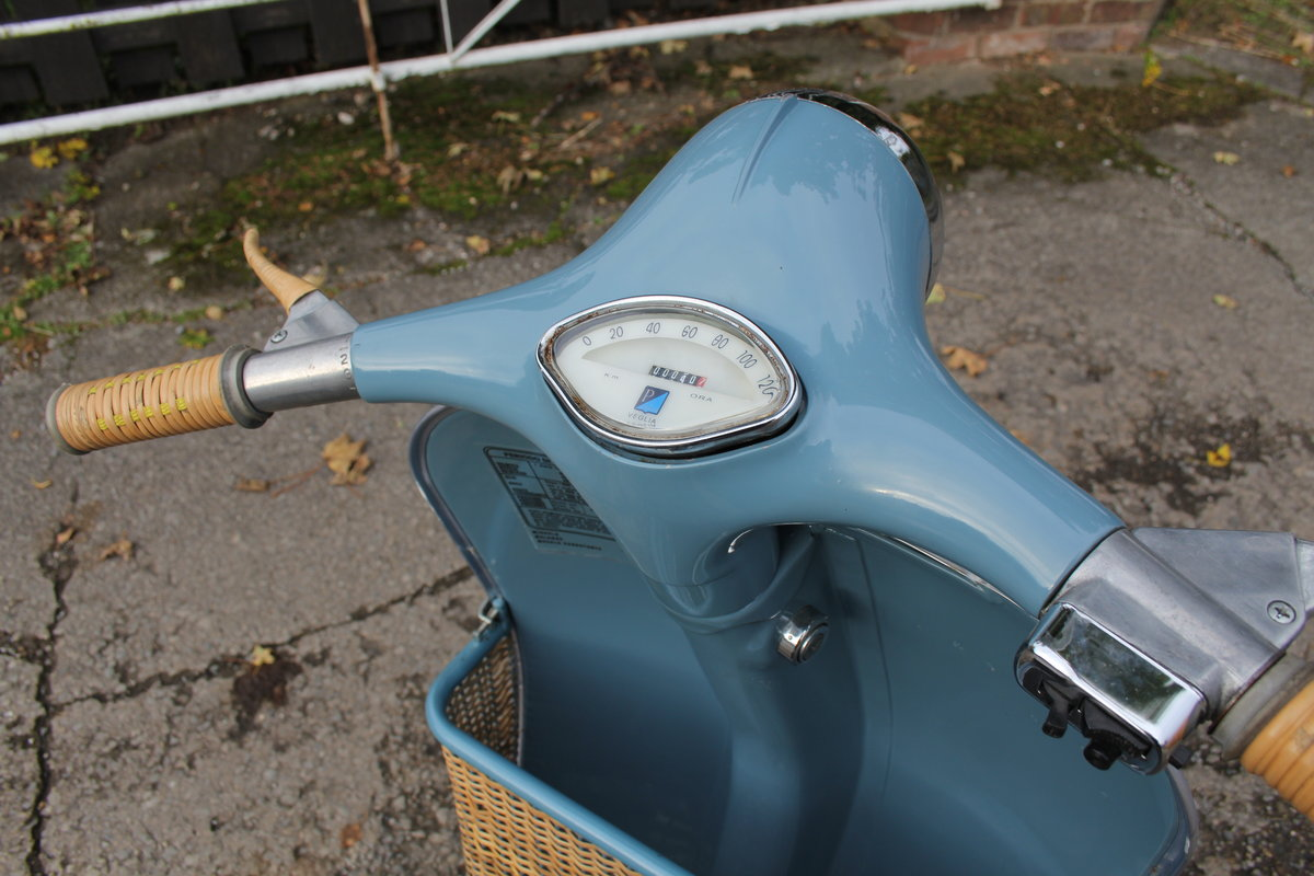 1962 Piaggio Vespa VBB 150, Stunning Example For Sale (picture 5 of 6)